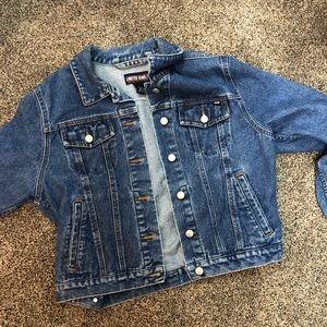 Vintage Limited Jeans Denim Jean Jacket